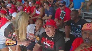 Tampa Bay Buc's: Fan Experience - Video