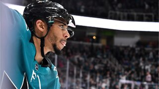 NHL Players Speak Out For Racial Justice
