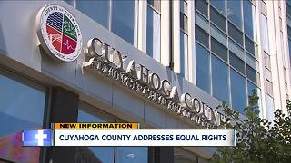 Cuyahoga County looks to add protections for LGBTQ residents