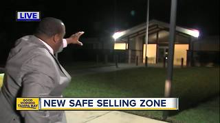 New Port Richey police, city council create 'safe exchange zone' for online transactions - Video