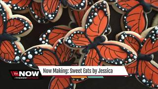 Now Making: Sweet Eats by Jessica - Video