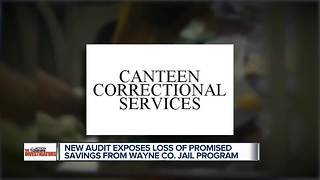 Cash-strapped Wayne County jail misses out on $400k cost savings - Video