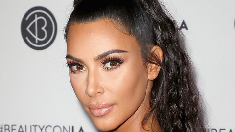 Kim Kardashian Throws Epic Party For Saint & Reign