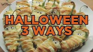Halloween 3 Ways - Video