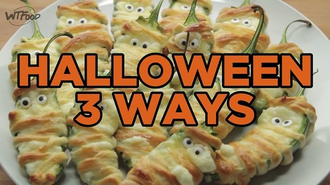 Halloween 3 Ways