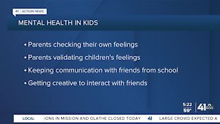 Mental health in kids