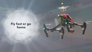 Introducing the sport of the future: Drone Racing