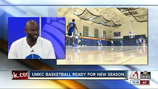 UMKC basketball ready for new season - Video