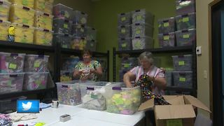 Local non-profit helping hurricane victims