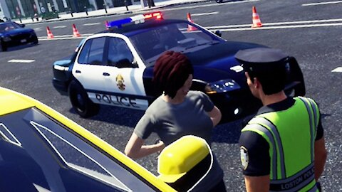 Highlight: Police Simulator | Is Asking For ID Legal?
