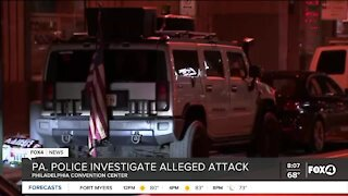 Planned attack at convention center in Philadelphia