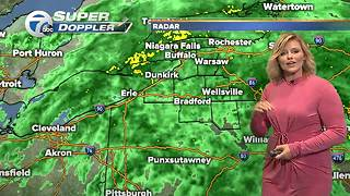 7 First Alert Forecast 10/09/17 - Video