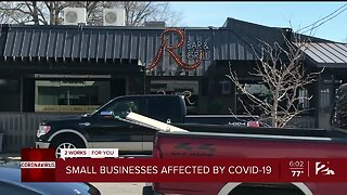 Small Businesses Affected by COVID-19