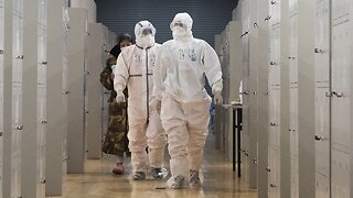 Whistleblower claims American workers received coronavirus evacuees without protective gear
