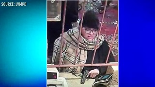 Police: Woman escapes after robbing South Point casino - Video