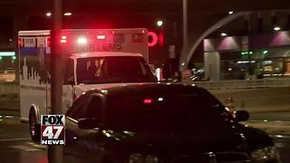 Police: Woman shot at Detroit fireworks display - Video