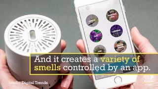 The Cyrano App Allows You To Change Scents With The Touch of A Button