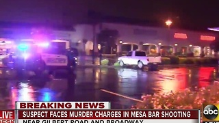 Man charged with second-degree murder for deadly shooting in Mesa - Video