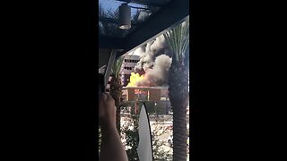 Video shows apparent explosion at Tempe construction site fire