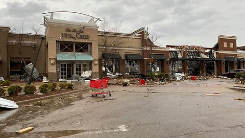 Tornado In Jonesboro, Arkansas, Leaves 22 Injured