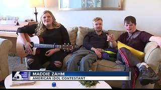 Boise teen to appear on American Idol - Video