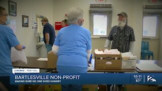 Bartlesville nonprofit makes sure no one goes hungry