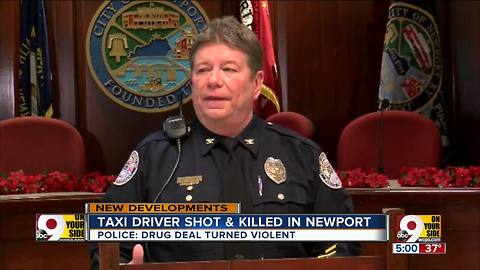 PD: Cab driver shot dead in apparent heroin deal