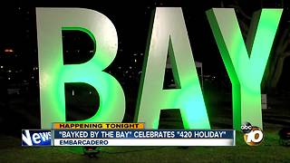 """""""Bayked By The Bay"""" celebrates 420 holiday"""