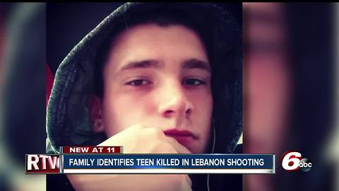 Family identifies 17-year-old shot and killed outside Lebanon muffler shop