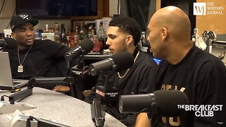 LiAngelo Ball Slaps Trump In Face, Comes Forward With Truth Behind His Thank You - Video