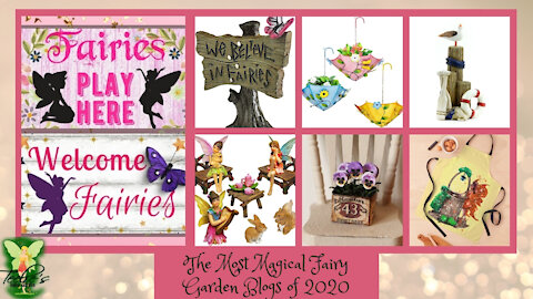 Teelie's Fairy Garden | The Most Magical Fairy Garden Blogs of 2020 | Teelie Turner