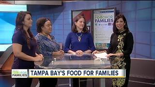 Positively Tampa Bay: 8 Food For Families - Video