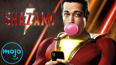 Top 10 Things Critics Are Saying About Shazam