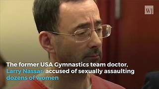 Former Acclaimed USA Gymnastics Doctor Pleads Guilty to Sexually Assaulting Underage Gymnasts - Video