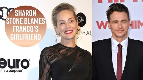 Sharon Stone defends James Franco against accusers