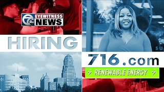 Hiring 716: Careers in renewable energy