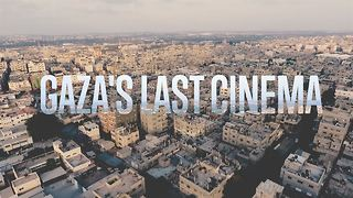 The street theater: Giving Gaza film back - Video