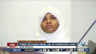 Judge dismisses charges in New Mexico compound case; 2 face new counts