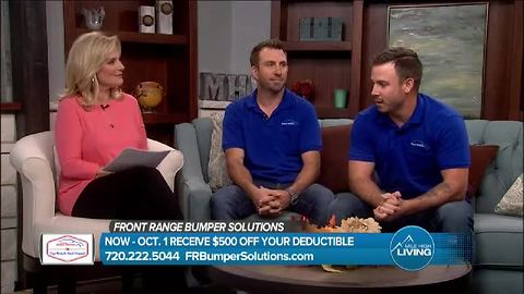 Front Range Bumper Solutions - Car Care Fair