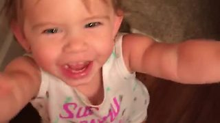 Mom Uses Awesome Candy Trick To Get Daughter To Instantly Come To Her From Another Room