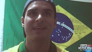 FC Tucson's Pinheiro knew Brazilian soccer players - Video
