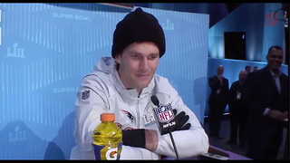 Tom Brady Reveals The 4 Things That Get Bill Belichick To Smile - Video