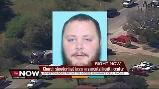 Texas church shooter Devin Patrick Kelley's troubled past emerges - Video