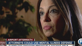 Attorneys could use mental illness defense - Video