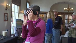 Dam Short Film Festival hosts Virtual Reality Lounge - Video