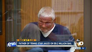 Father of tennis star accused of molesting girls - Video
