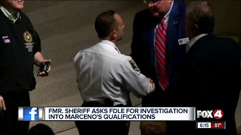 Former Sheriff pushes for investigation into current Sheriff