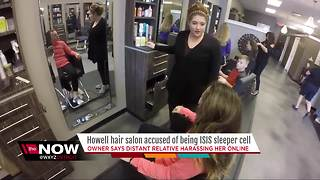 Howell hair salon accused of being ISIS sleeper cell - Video