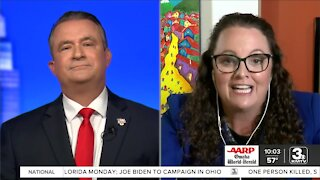 Don Bacon and Kara Eastman square off in debate