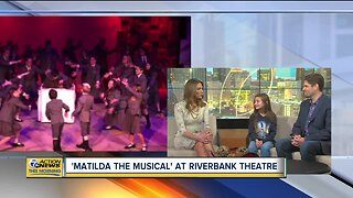 Matilda the Musical at Riverbank Theatre
